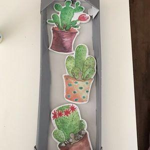 Other - 3 pk of cactus jacket hooks